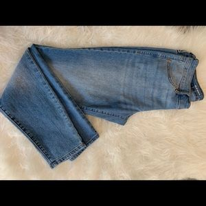 Old navy jeans, size 4 short
